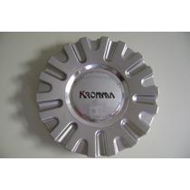 Calota Centro Roda Kr-1560 Modelo Devine Da Kromma.