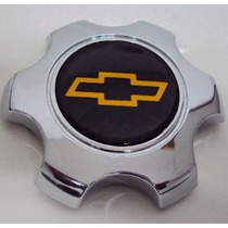 Centro De Roda Da S10 / Blazer Executive Cromada