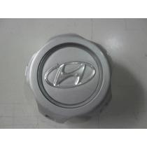 Calota Hyundai Semi Nova Original Prata