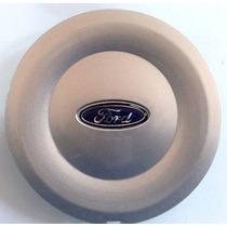 Calota Fiesta Original Ford Semi Nova Prata