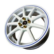 Parafuso Para Roda 4 Furos Com Anti Furto Colorido Esportivo