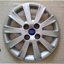 Calota Jogo New Fiesta Ka Courrier Escort Aro 15 Ford 018j