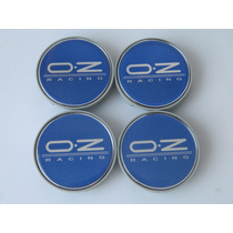 Calota Oz Racing Para Rodas Esportivas 58mm