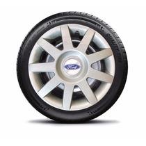 Calota Jogo 4pçs Novo Ka Courrier Fiesta Ka Ford Aro14 P434j