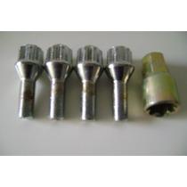 Kit De Parafusos Anti Furto Rodas Aluminio Da Fiat