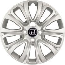 Calota Aro 15 Honda Civic Todos De Ano 2001 Há 2008 Nova !!!