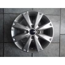 Roda Avulsa Aro 15 Original Ford New Fiesta 2012, Confira!!!