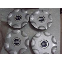 Fiat Palio Wekeend Stile Jg Calotas Rodas Novas Originais