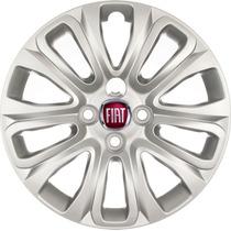 Calota Fiat Punto Aro 15 Raiada, Linda Calota Lançamento !!!