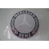 Calota Centro Roda Mercedez Benz C180, C200, C280, E320, Ml6