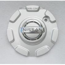 Calota Miolo Centro De Roda Frontier Nissan Sel 2008 A 2011