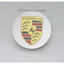 Calota Miolo Centro De Roda Porsche Cayenne Cayman Nova