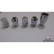 Porcas Anti Furto Roda Esportiva Honda Civic, Cr-v