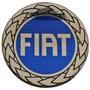 Kit C/4 Botons Calota Uno/premio/elba/fiorino-apartir:1991