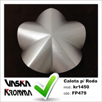 Calota Tampa Miolo Roda Original Kromma Kr1450 Automóvel