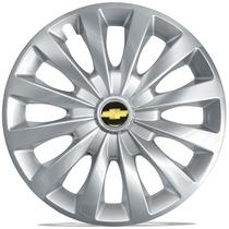 Calota Aro 13 Esportiva Silver Celta Corsa Prisma Classic