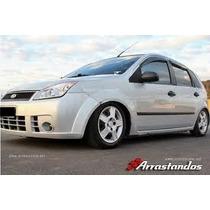Calotas Aro 13 ( 04 Pçs ) Pro Ford Fiesta ( Original Grid )