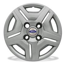 Calota Aro 13 Ford Ka Fiesta Escort E Outros Com Emblema