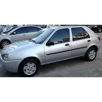 Jg De Calotas Aro 13 ( 04 Peças ) P/ Ford Fiesta Street 2003