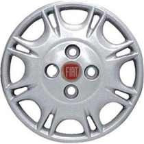 Calotas Aro 13 ( 04 Peças ) P/ Fiat Uno Fire - Smart - Mille