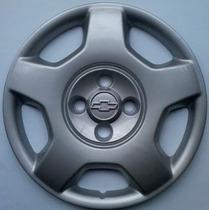 ( Original Gm ) Calota Aro 14 P/ Novo Corsa Sedan E Hatch