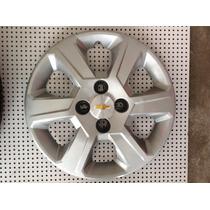 Calota Montana Agile Prisma Onix Cobalt Spin Aro 15 Gm 084