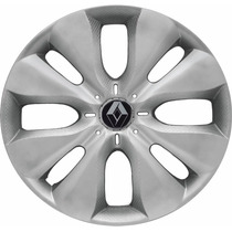 Calota Renault Scenic,megane,sandero Aro 15 Lançamento 2014