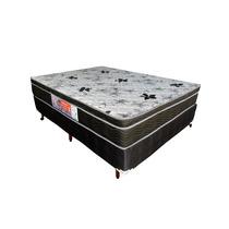 Colchao Casal Ortópedico E Box D28 138x188x64 Inmetro