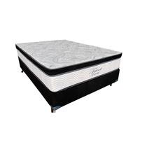 Conjunto Box&colchao Tricot Molas Ensacad 88x188x66-ortho