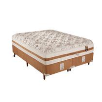 Conjunto Casal Colchao E Box Pleasure Molas Ensac 138x188x73