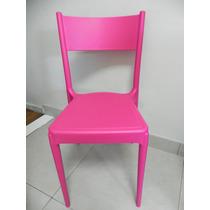 Cadeira Toujours Tok Stok Rosa Pink