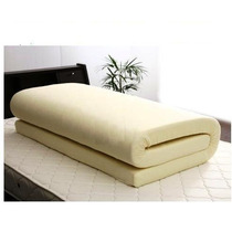 Pillow Top Visco Solteiro 0,88x1,88 + Capa Protetora