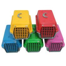 Caixa De Transporte Cães E Gatos Nº 1 Alvorada Cores