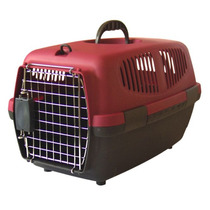 Caixa Transporte Cães E Gatos Gulliver Nº1 Colorida