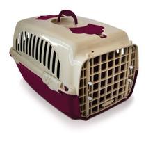 Caixa De Transporte N2 Cães E Gatos Até 8kg Travel Pet Pop