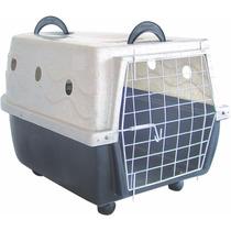 Caixa De Transporte Para Cachorro Gato Cães Animais Avião N4