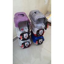Caixa Transporte Para Caes E Gatos P