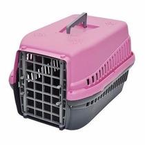 Caixa De Transporte Mec N.03 - Para Cães, Gatos E Coelhos.