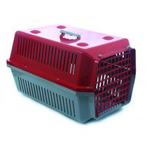 Caixa De Transporte Cães E Gatos Nº 3 Alvorada Cores