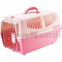 Caixa Transporte N3 Gulliver Cão Cachorro Cães Avião Gato