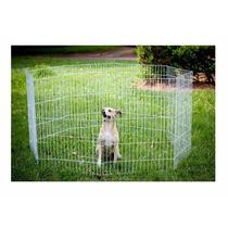 Cercado Canil 8 Lados Cães Cão Cachorro Coelhos Extra Grande