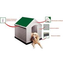 Casinha Desmontável Para Cães Dog House - Keter