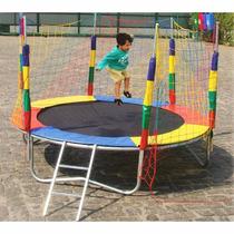 Cama Elastica 2,40- Pula Pula-trampolim Top Otima Qualidade!
