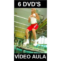 Aproveite!!! Kit Aero Jump 6 Dvds!!! Pague Pelo Mercado Pago