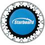 Mini Cama Elástica Starboard 1064; Com Nf; Consulte Frete
