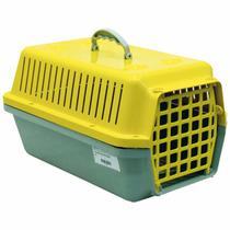 Caixa / Casinha Para Transportar Cachorro Ou Gato