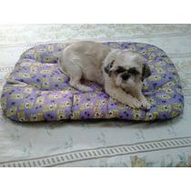 Colchonete Tapete Almofada Cama Confortável Cães E Gatos G