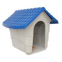 Casa De Plástico Casinha Pet Cães E Gatos N3 Várias Cores