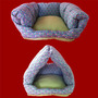 Casa\ Sofá 2x1 Para Cães E Gatos Nº01