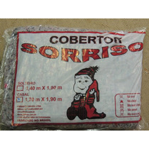 Cobertor Cachorro Quente - Casal 1,70m X 1,90m